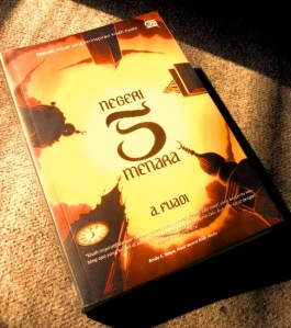 novel negeri 5 menara