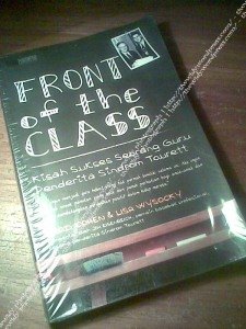 novel Front of the class