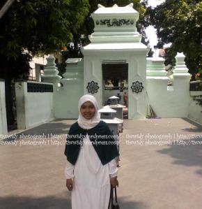 gerbang makam Sunan Ampel, Surabaya
