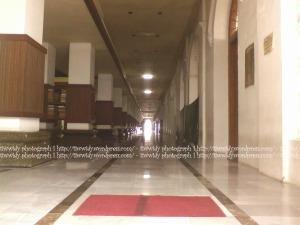 lorong masjid Sunan Ampel, Surabaya