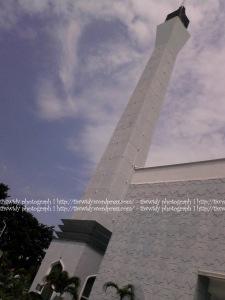 Menara Masjid Agung Gresik