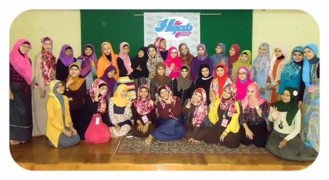 pengajian Hijab Community Kediri
