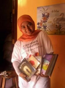 gifts from kak Iwan Setyawan