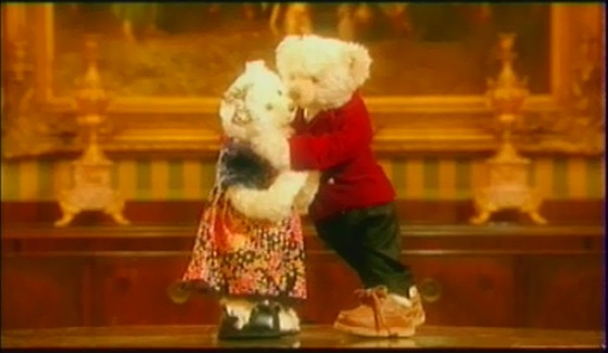princess hours' teddy bear (episode 15) >> Kissed