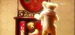 princess hours' teddy bear (episode 17) >> Shin without pant