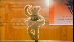 princess hours' teddy bear (episode 4) >> Min Hyo-rin ballet