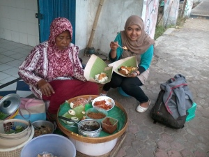 Nasi Serpang dan Mamak