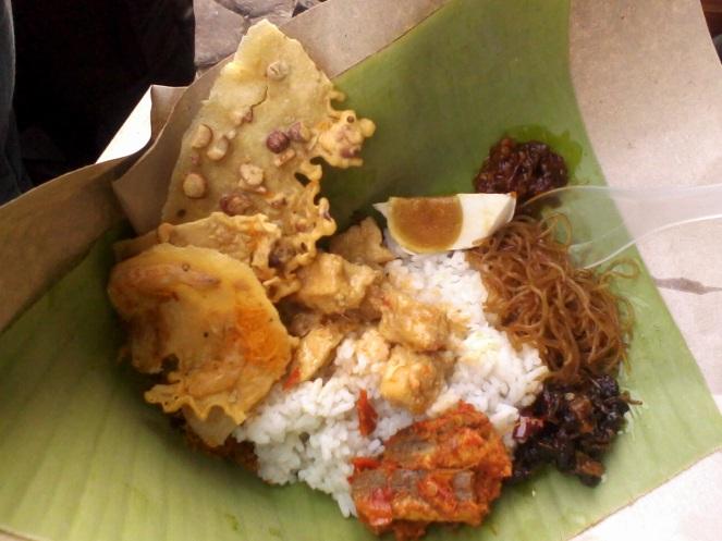Nasi Serpang Madura