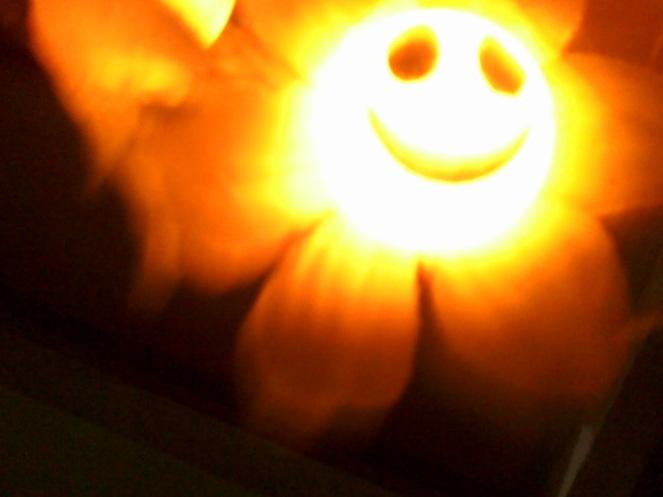 little lamp sparkling together