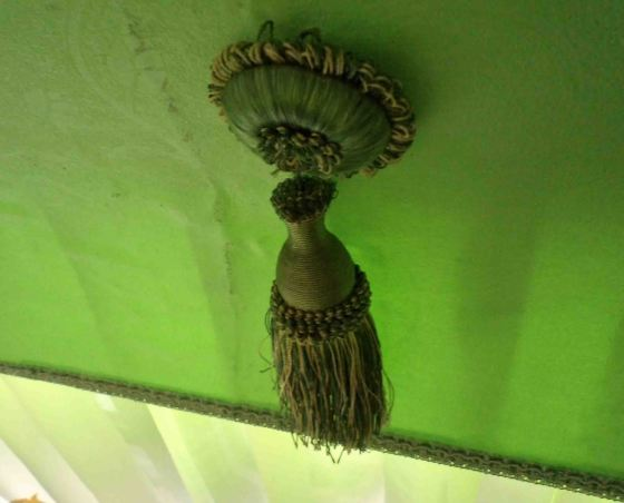an accessories of Curtain