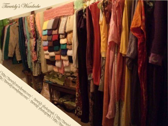 Tiwwidy's wardrobe