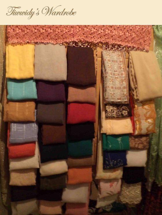 my veil collections
