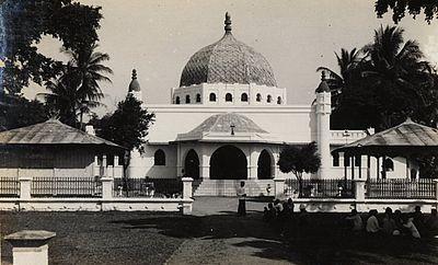 Masjid Agung Kediri Tempoe Doeloe