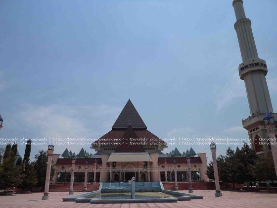 Masjid An-Nur Pare