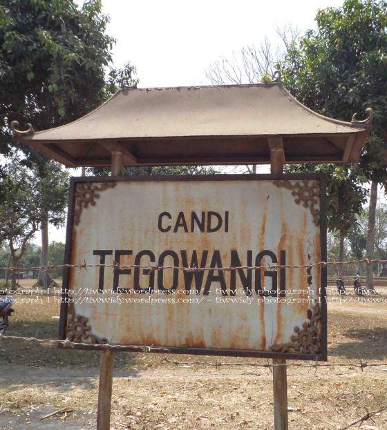 Candi Tegowangi, Kediri