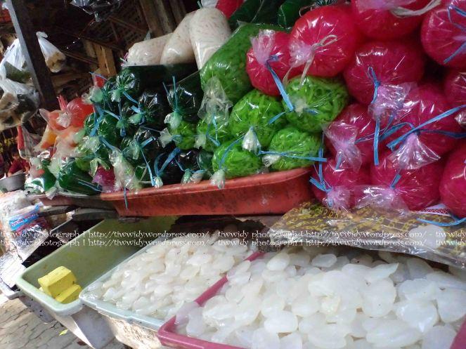 Dawet, Kolang-Kaling, some traditional foods