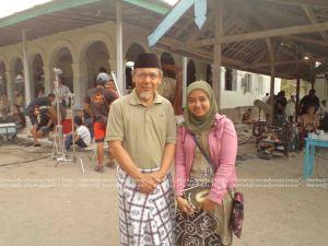 w/ Ikranagara, Sang Hasyim Asy'ari