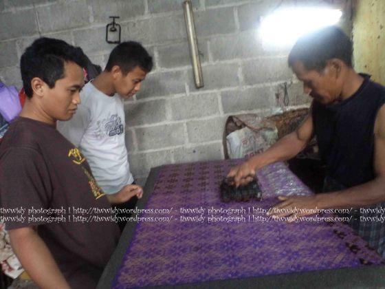 peng-klowong-an Batik (Batik TOPO HP, Bantul, Yogyakarta)