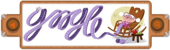 Google Doodle : 200th anniversary of Grimm's Fairy Tales