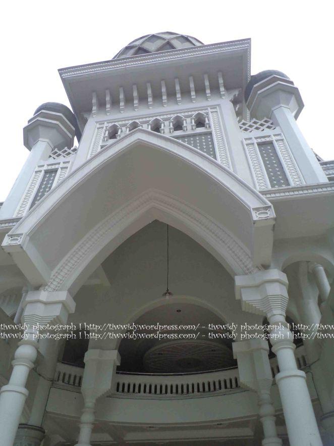 Main Building of Masjid Jami' Malang