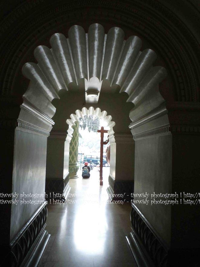 Lorong Masjid Jami' Malang