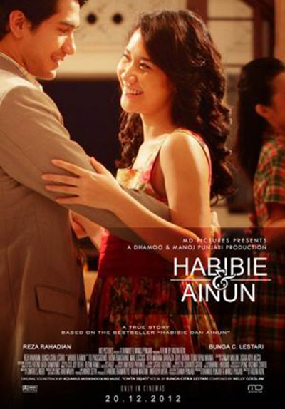 Habibie&Ainun the Movie