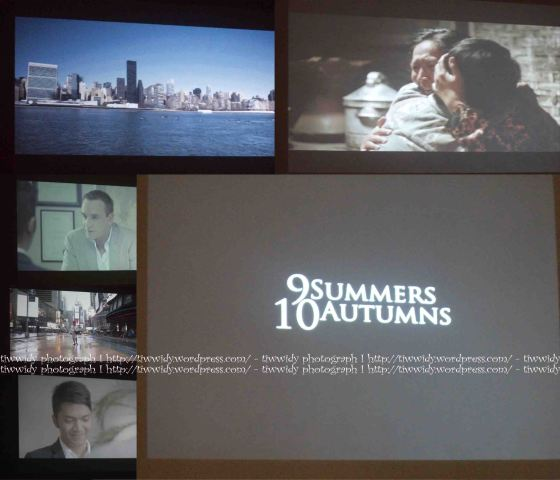 teaser & Trailer 9 Summer 10 Autumns The Movie