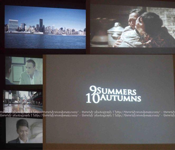 teaser & Trailer 9 Summer 10 Autumns The Movie