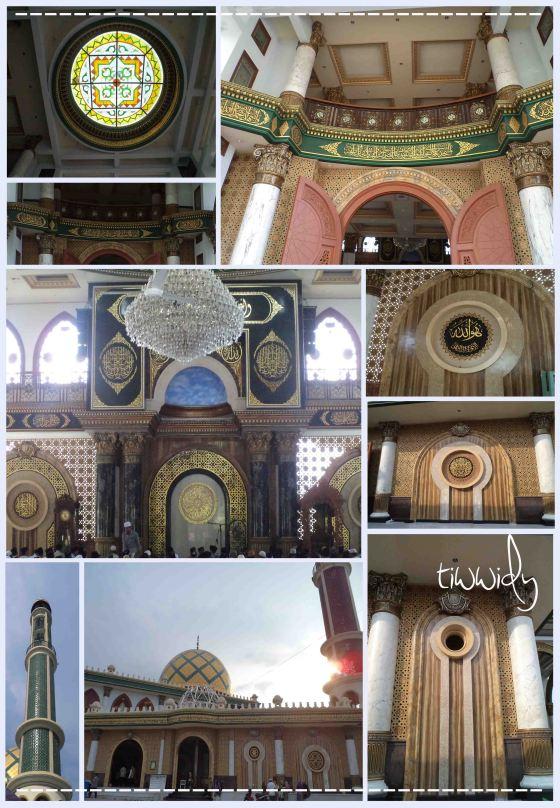 Masjid Syaichona Moch. Kholil, Bangkalan, Madura