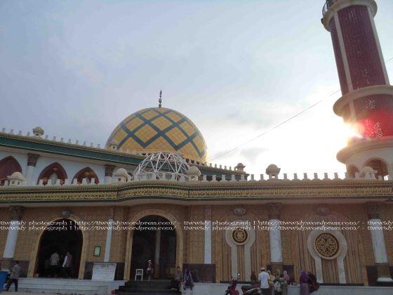 Masjid Syaichona Moch. Kholil, Mertajasah, Bangkalan