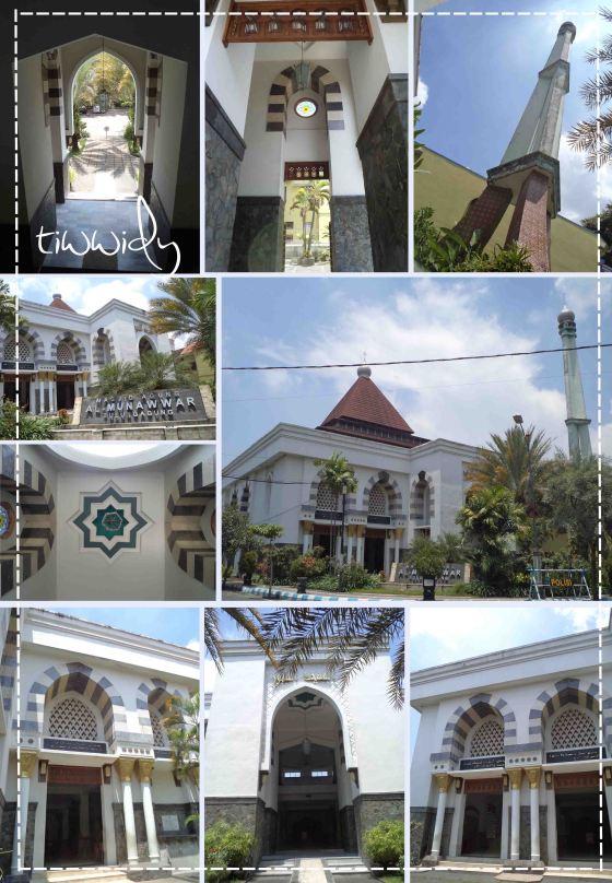 Masjid Al-Munawwar, Masjid Agung TulungAgung