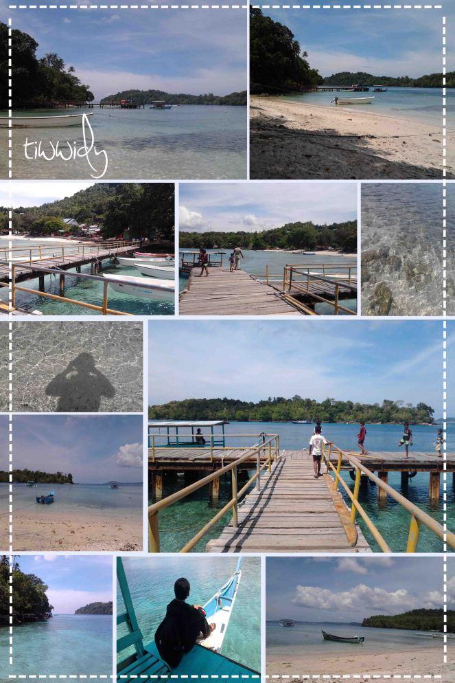 Pesona Pantai Iboih, Sabang