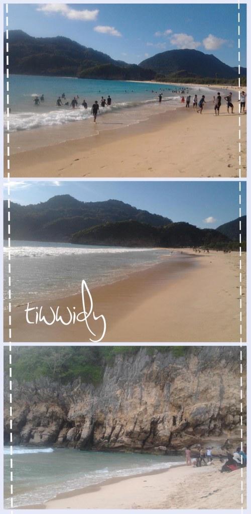 Pantai Lampu'uk, Lhok Nga