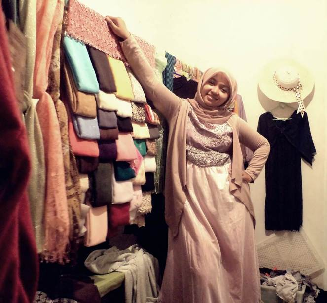 my private wardrobe