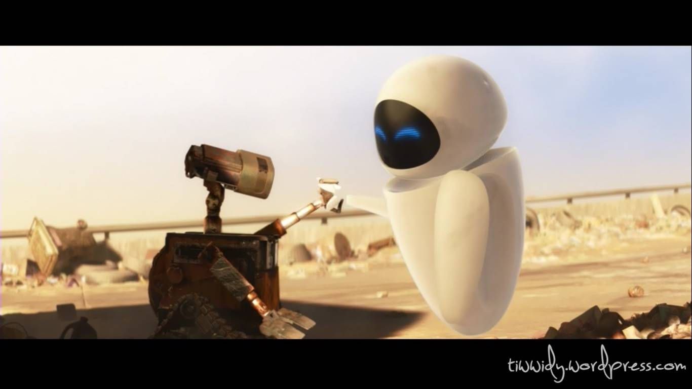 Wall-e, an engaging future story – we wee world