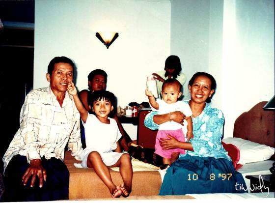 my family, my life