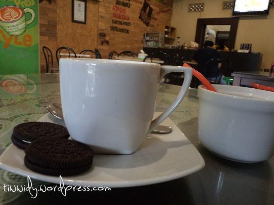 Coffee of SideWalk Cafe
