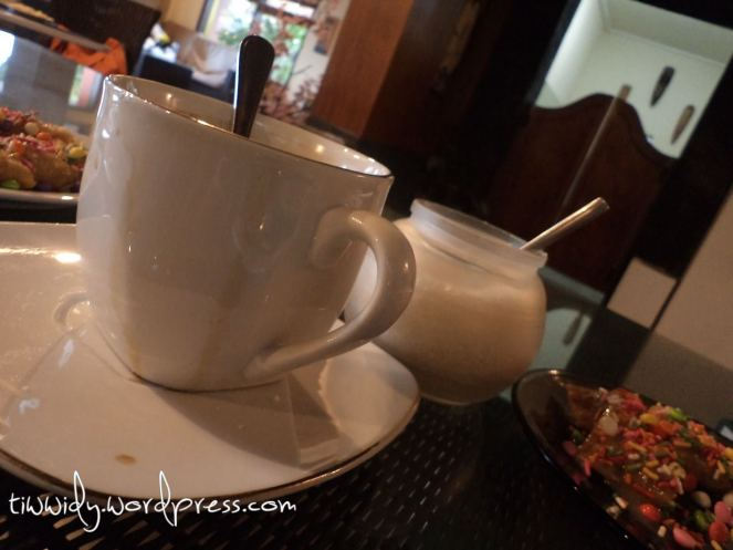 Coffee of Coffee time Cafe, Malang
