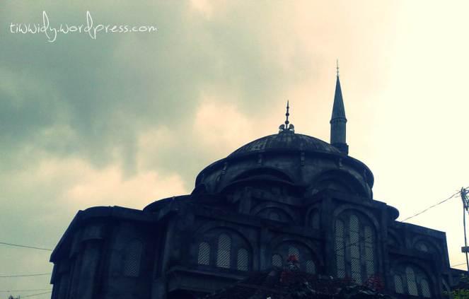 Masjid Istanbul di Malang