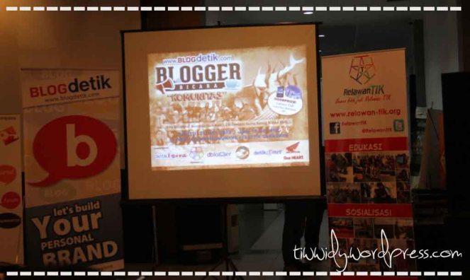 #BloggerBicara Komunitas w/ Blogdetik.com