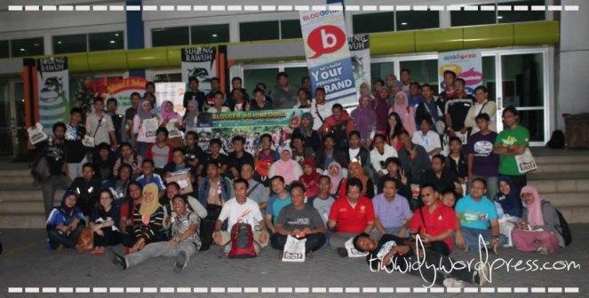 100 peserta #BloggerBicara Komunitas