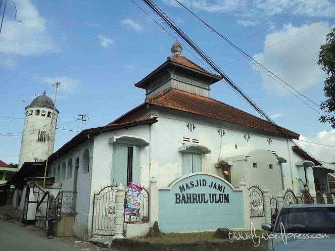 Masjid Jami' Bahrul Ulum, Tambak Beras, Jombang