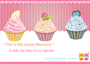 "Giveaway 'Sweet Moment"" by UnTu"