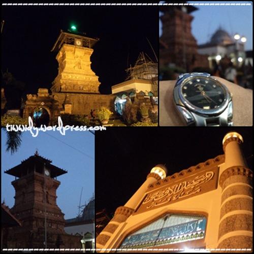 Masjid Menara Kudus, Jawa Tengah