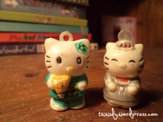 Boneka Hello Kitty Mini