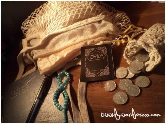my spiritual journey's stuff
