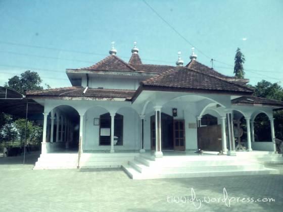 Masjid Baiturrahman - Wonokasihan - Kediri