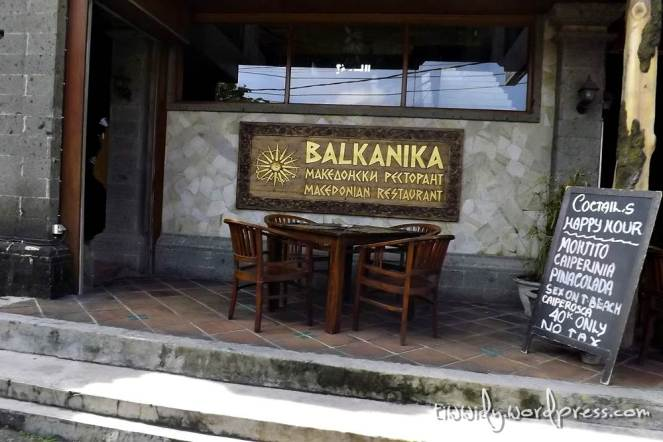 Macedonian Restaurant