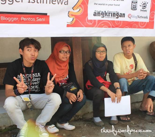 "Kontes ""Ekspresi Blogger Nusantara 2013″ by @Slametux"