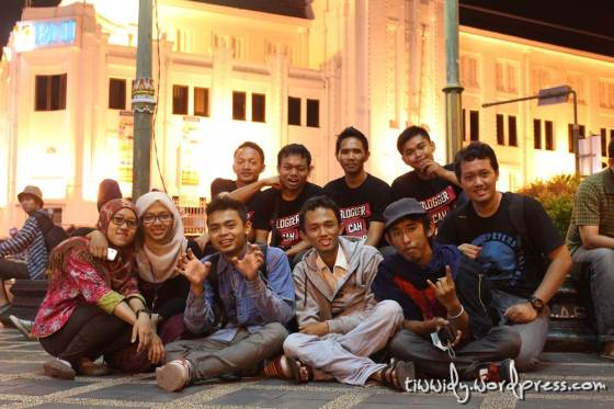 #TripJogja Blogger Kediri